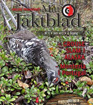 Mitt Jaktblad nr. 5 - 2017