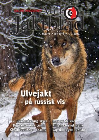 Mitt Jaktblad nr. 5-2016