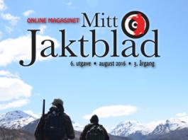 Mitt Jaktblad nr. 6 - 2016